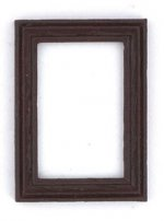 "Frame Rosewood, 1 3/4"" x 1 5/16"""